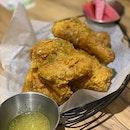 Honey Garlic Dak Ganjeong $16.90