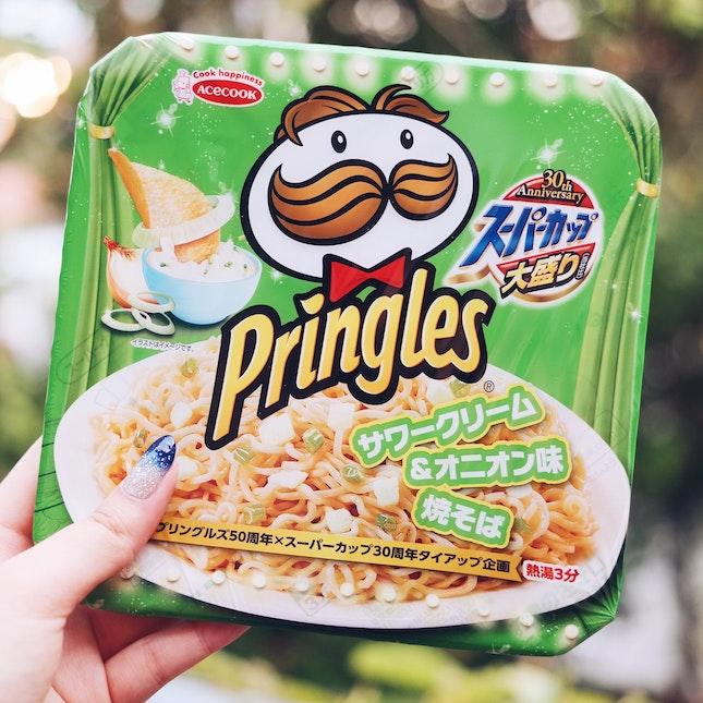 Pringles Instant Noodles