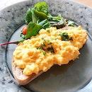 NZ Scrambled Eggs