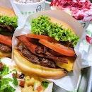 Jalapeno Ranch Burger
