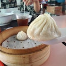 Extremely affordable xiao long bao($3 for 5) with remarkable taste.