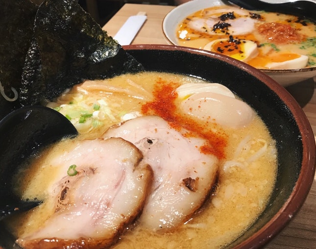 A Place To Satisfy Your Ramen Craving