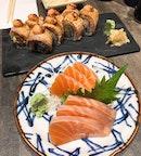 Great Sashimi