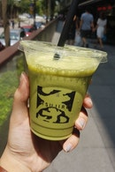 O-Matcha Latte Cold M ($5.60)