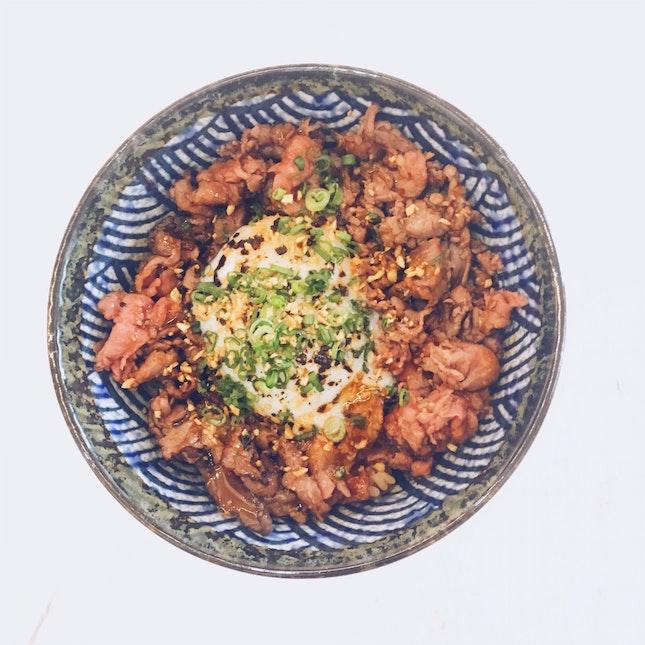 Truffle Wagyu Bowl