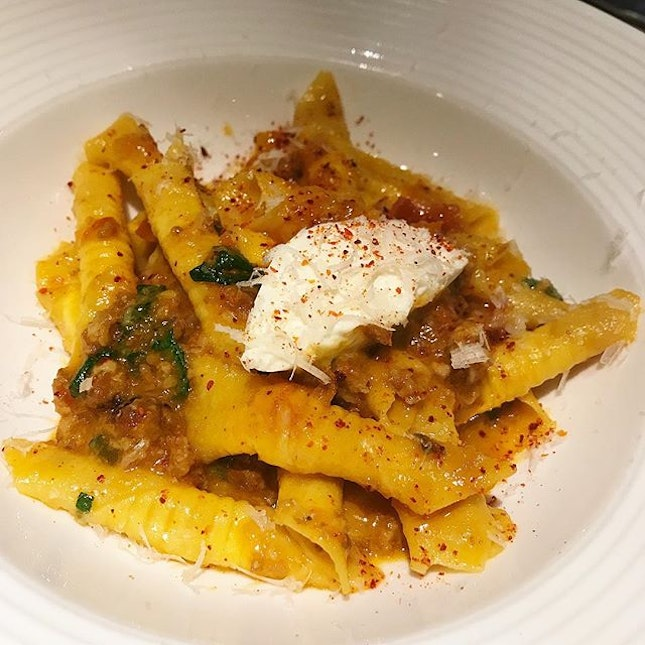 Wild Boar Garganelli :: at Neighbourhood — no.