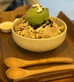 Green Tea Bingsu ($11.80)