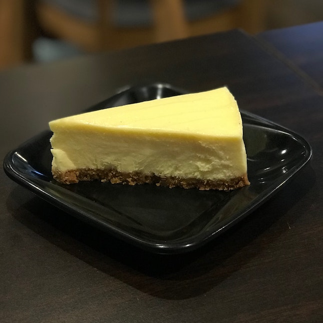 New York Cheese Cake ($6)
