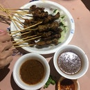 Pork & Chicken Satay ($0.70/stick)