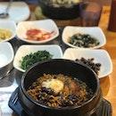 Jjajang Ramyeon with Pork ($11.80+ Dinner Set)