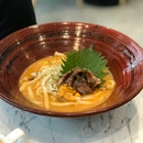 Roast Beef Uni Udon ($13.28 With Chope)