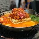 Daebak Army Stew ($39.80++)