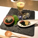 3 Kinds Of Assorted Appetiser (Part Of 5-Course $99 Menu)