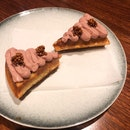 Waffle with Chicken Liver Parfait $9