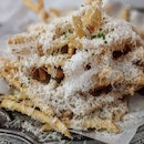 Solid Truffle Fries