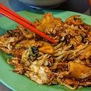 Fried Mee Hoon Kueh