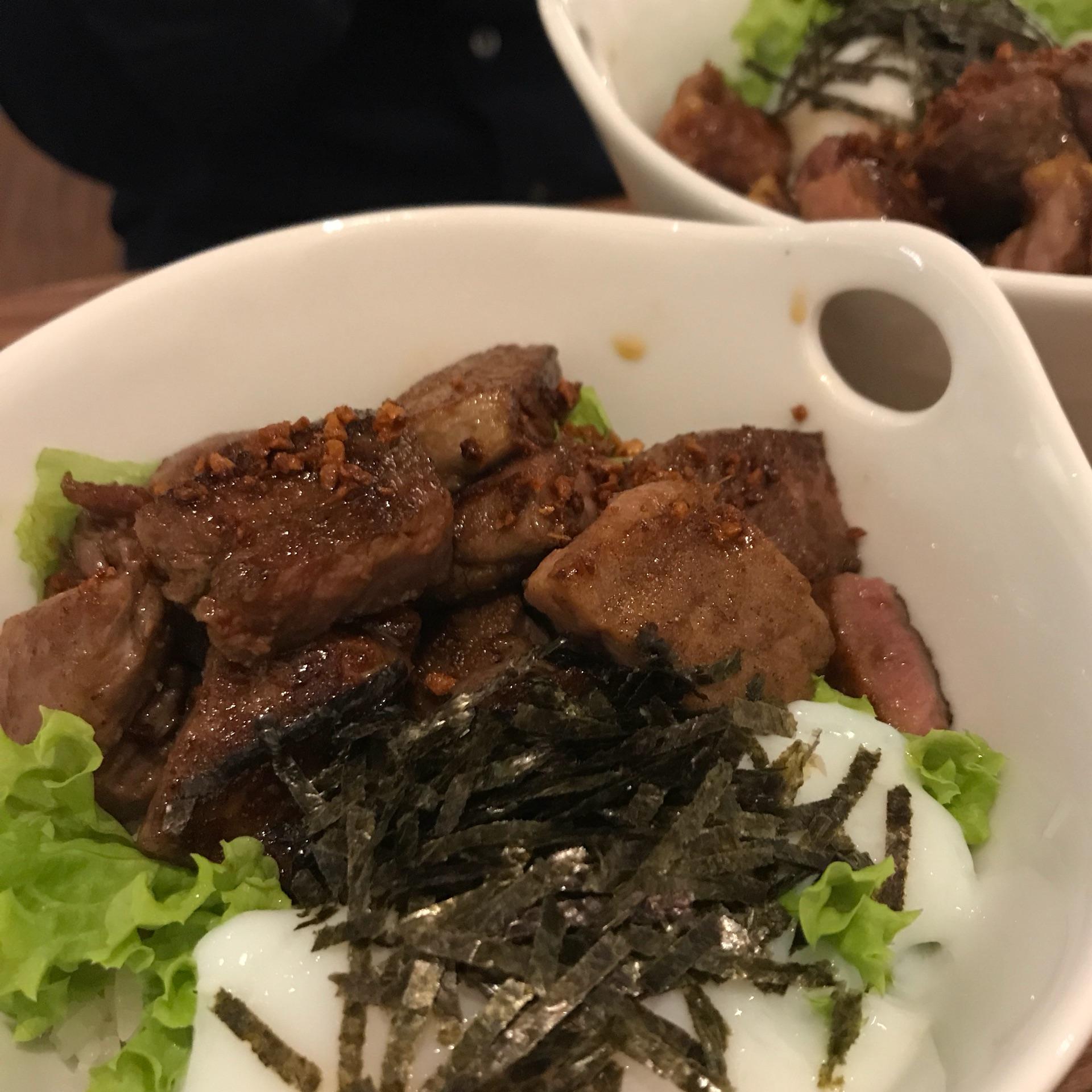 Beef Steak Don ($17)
