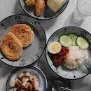 Local Hotel Breakfast