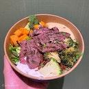 Flamed Grilled Steak [$13.90].