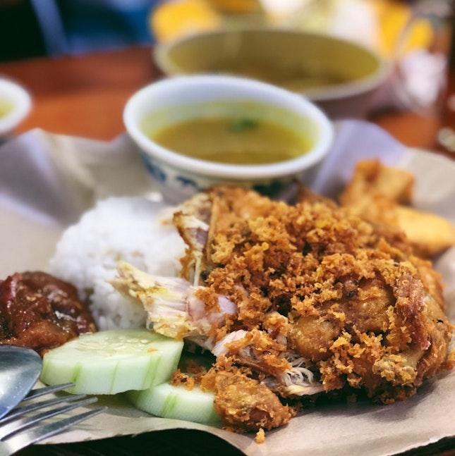 Heavenly Ayam Penyet
