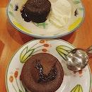 Chocolatey desserts!