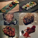 6 course omakase dinner!