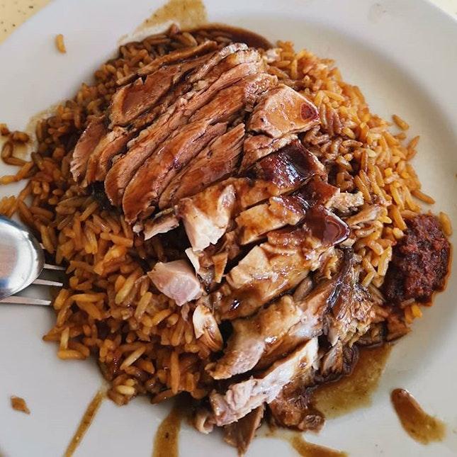 Braised duck rice ($3) 😍😋👍🏼 .