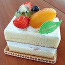 Fruits sand cake ($5.10) 😍😋👍🏼 .