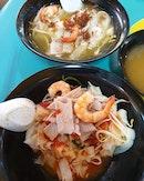 虾面 ($3 each) 😋 .
