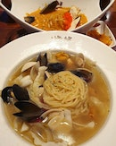 Vongole Ppong ($16.80++) & Ro Ppong Roje ($17.80++)!