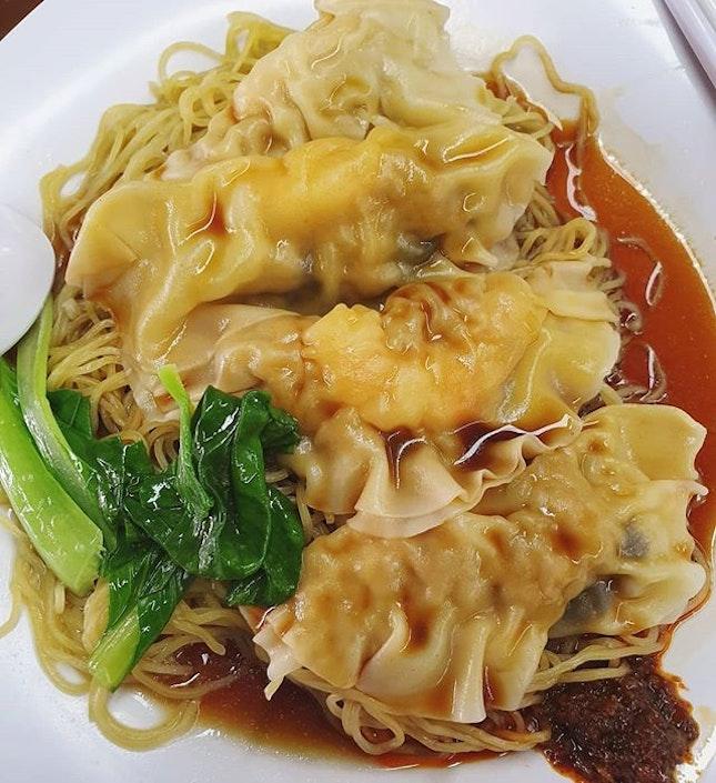 Dumpling noodles ($3.50)!