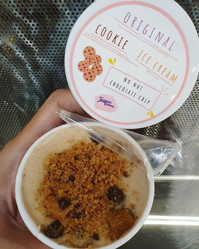 Original cookie ice cream ($3.80)!