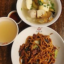 Yong tau foo ($6) & Fried udon ($5)!