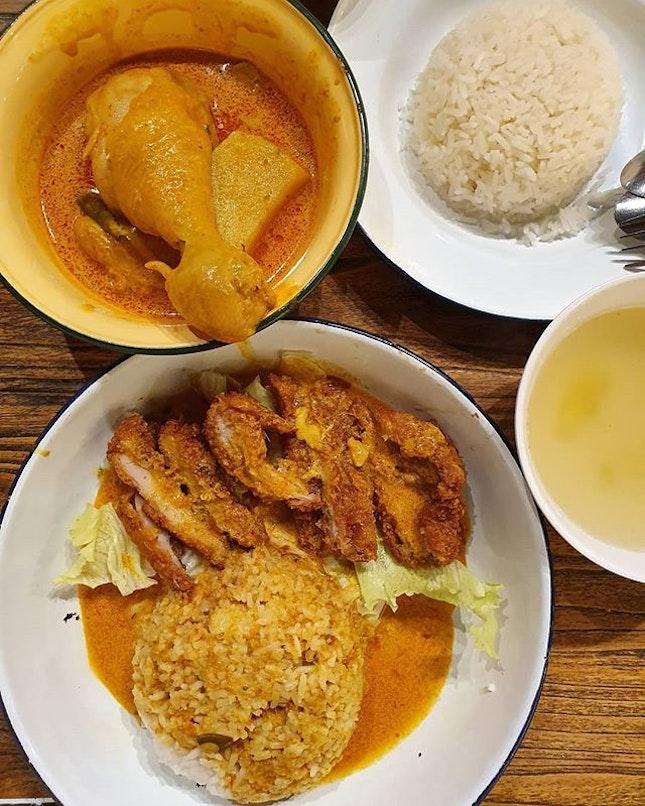 Curry chicken ($13.60)!