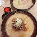 Butashoga ramen ($8.90+) & Takagi ramen ($6.90+)!
