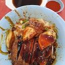 鸭粿条+豆干 ($3.60)!