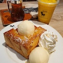 Favourite honey toast!