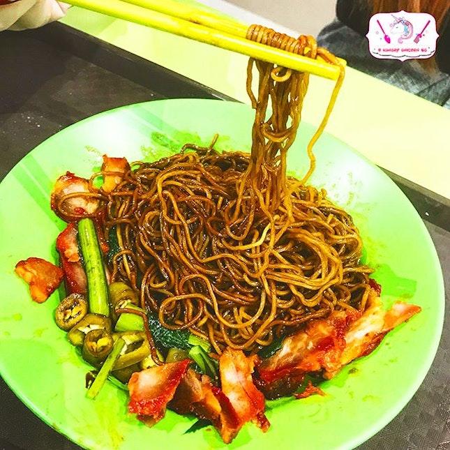 Lucky Wanton Noodle 好彩云吞面.