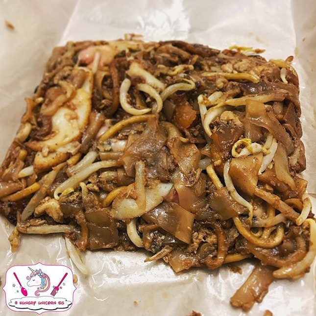 Outram Park Fried Kway Tiao Mee.