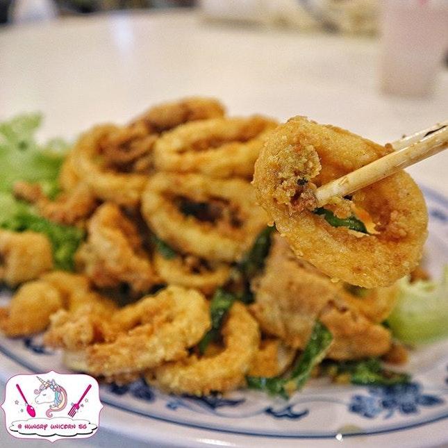 KEK (Keng Eng Kee) Seafood Alexandra.