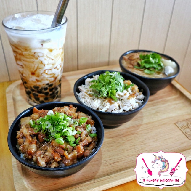 Authentic Taiwanese Food In Singapore