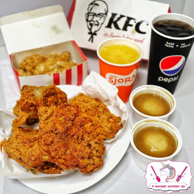 Flossy Crunch Chicken Buddy Meal, $31.95