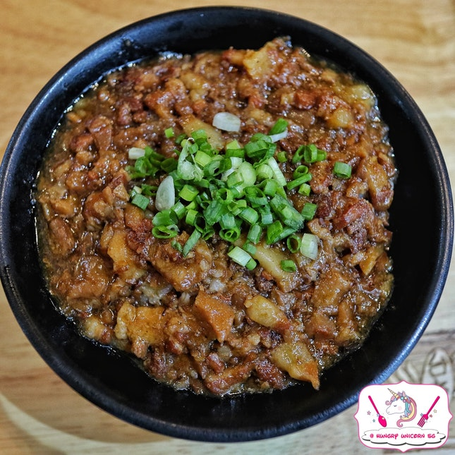 Most Authentic 卤肉饭