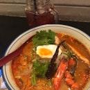 Hipster Thai-Japanese Dinner Spot