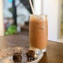 Chocolate + Oat Milk (RM14)