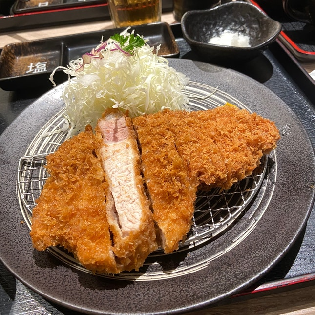 Jumbo Rosu Katsu (Pork Loin)