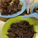 """This """"Kueh Chap"""" store (that's the name) is located at Blk 93 Toa Payoh Lorong 4 for many years already and is pretty famous for those who like a simple and affordable meal."""
