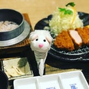 OoooO ❤️ look at this beautiful Tonkatsu!