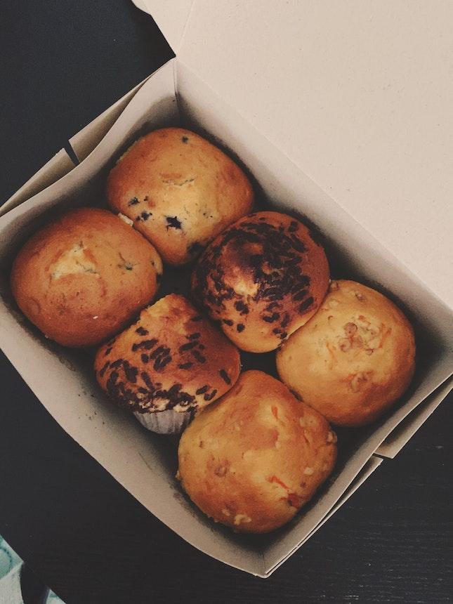 Good Ol' Muffins