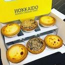 Hokkaido Baked Cheese Tart (Jurong Point)